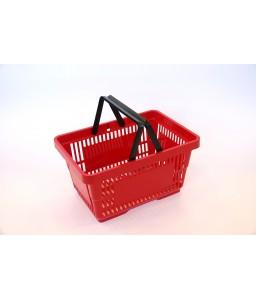 Winkelmand 22 liter rood