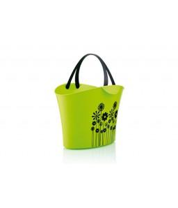 Shophie 15 liter groen