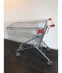 Winkelwagen gebruikt - wisselende voorraad